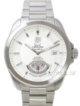 TAG Heuer Grand Carrera Calibre 6RS Automatic Hvit/Stål Ø40.2 mm