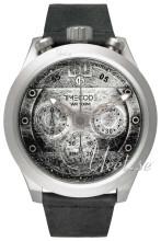 Timecode Moon 1969 Grå/Lær Ø46 mm