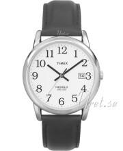 Timex Easy Reader Hvit/Lær Ø35 mm