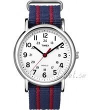 Timex Weekender Hvit/Stål Ø38 mm