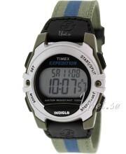 Timex Expedition LCD/Lær Ø31 mm