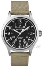 Timex Expedition Sort/Tekstil Ø40 mm