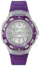 Timex Marathon Sølvfarget/Resinplast Ø36 mm