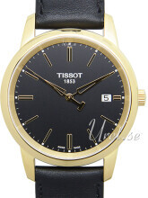 Tissot Sort/Lær Ø38 mm