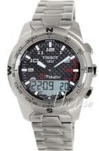 Tissot T-Touch II Sort/Titan