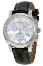 Tissot T-Classic DressSport Hvit/Lær