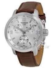 Tissot Seastar 1000 Sølvfarget/Lær