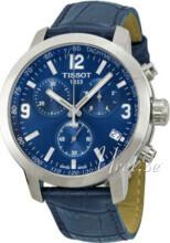 Tissot PRC 200 Blå/Lær