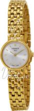 Tissot T-Trend Lovely Sølvfarget/Gulltonet stål