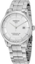 Tissot T-Classic Luxury Automatic Sølvfarget/Stål