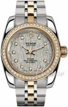 Tudor Classic Date Sølvfarget/18 karat gult gull