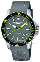 Wenger Seaforce Grå/Gummi Ø43 mm